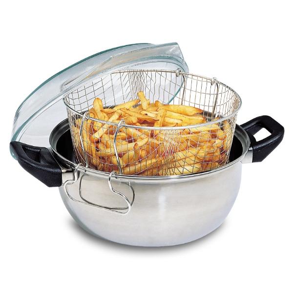 Comment choisir sa friteuse les frites - Comment degraisser une friteuse ...