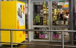 Un distributeur automatique de frites?