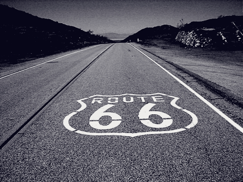 Route 66 friterie