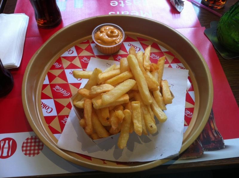 Le coq d'or snack friterie - Fermé!