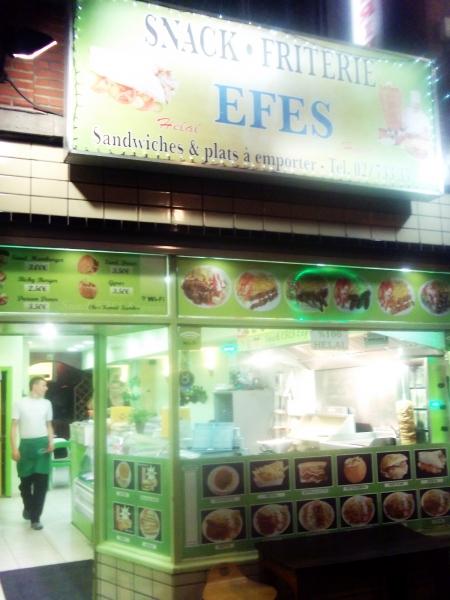 Snack Efes
