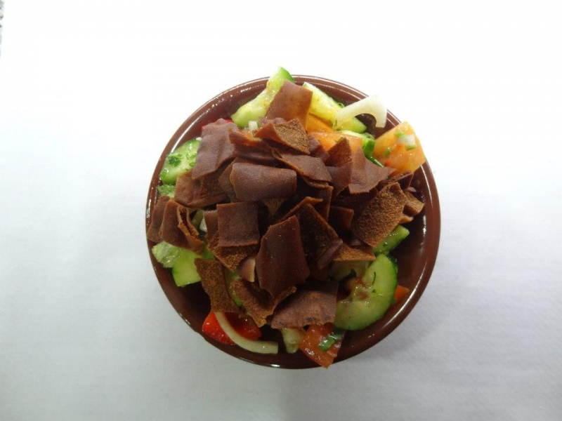Reflex snack bar