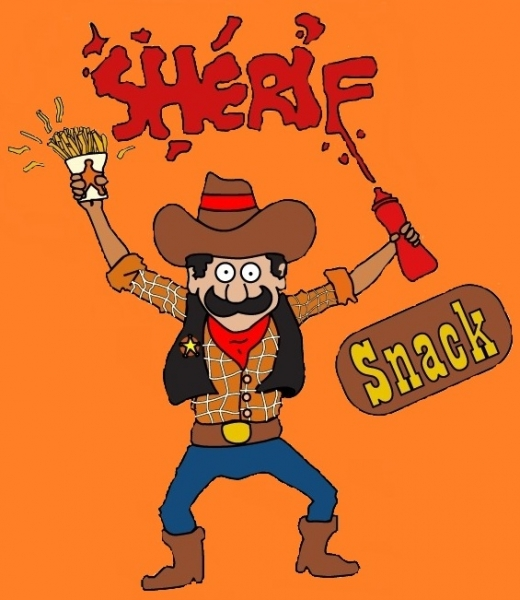 Snack shérif