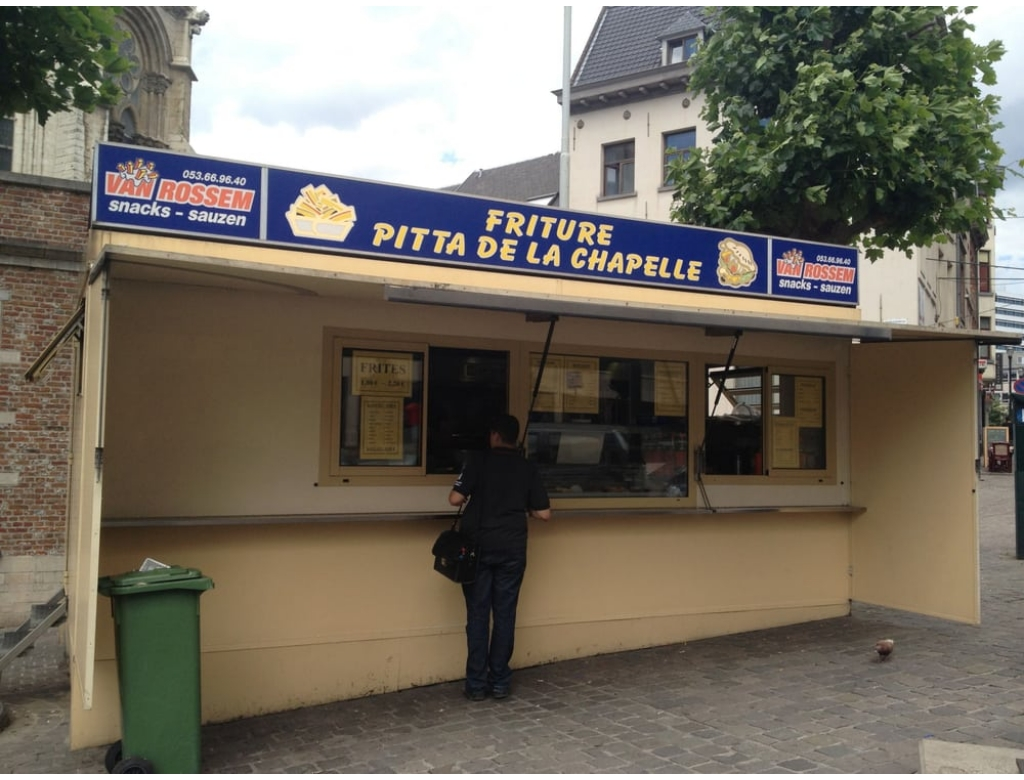 Friture Pitta de la Chapelle