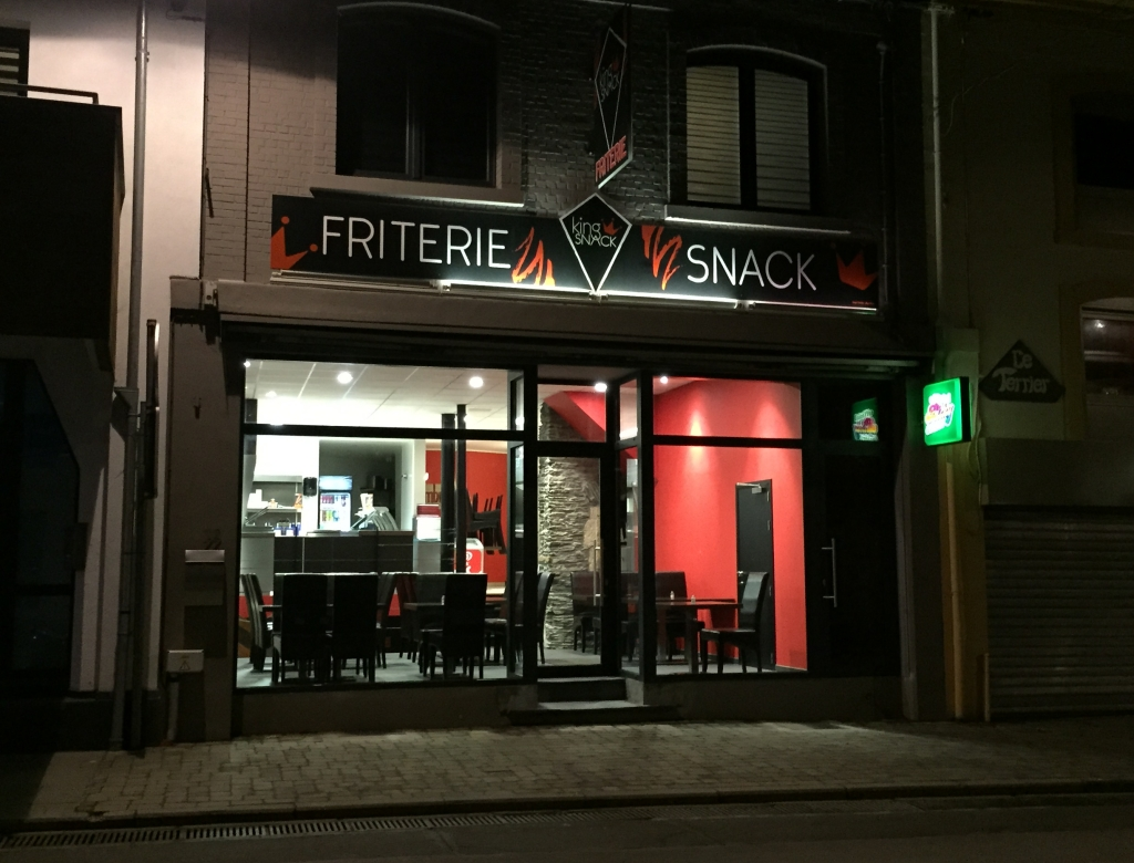Friterie King snack Neufchâteau