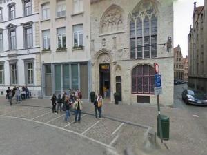 Musée de la frite à Bruges (Frietmuseum)