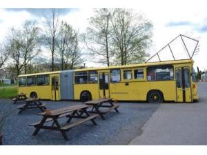 Bus - Friterie Marsupilami