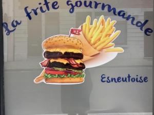 La frite gourmande esneutoise