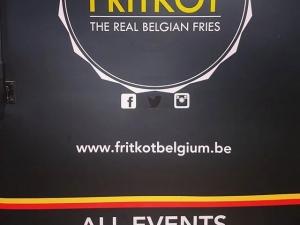 FRITKOT Belgium - Les vraies frites Belges