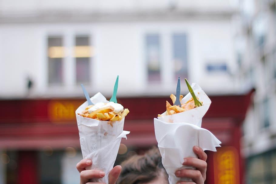 Comment préparer les vraies frites belges?